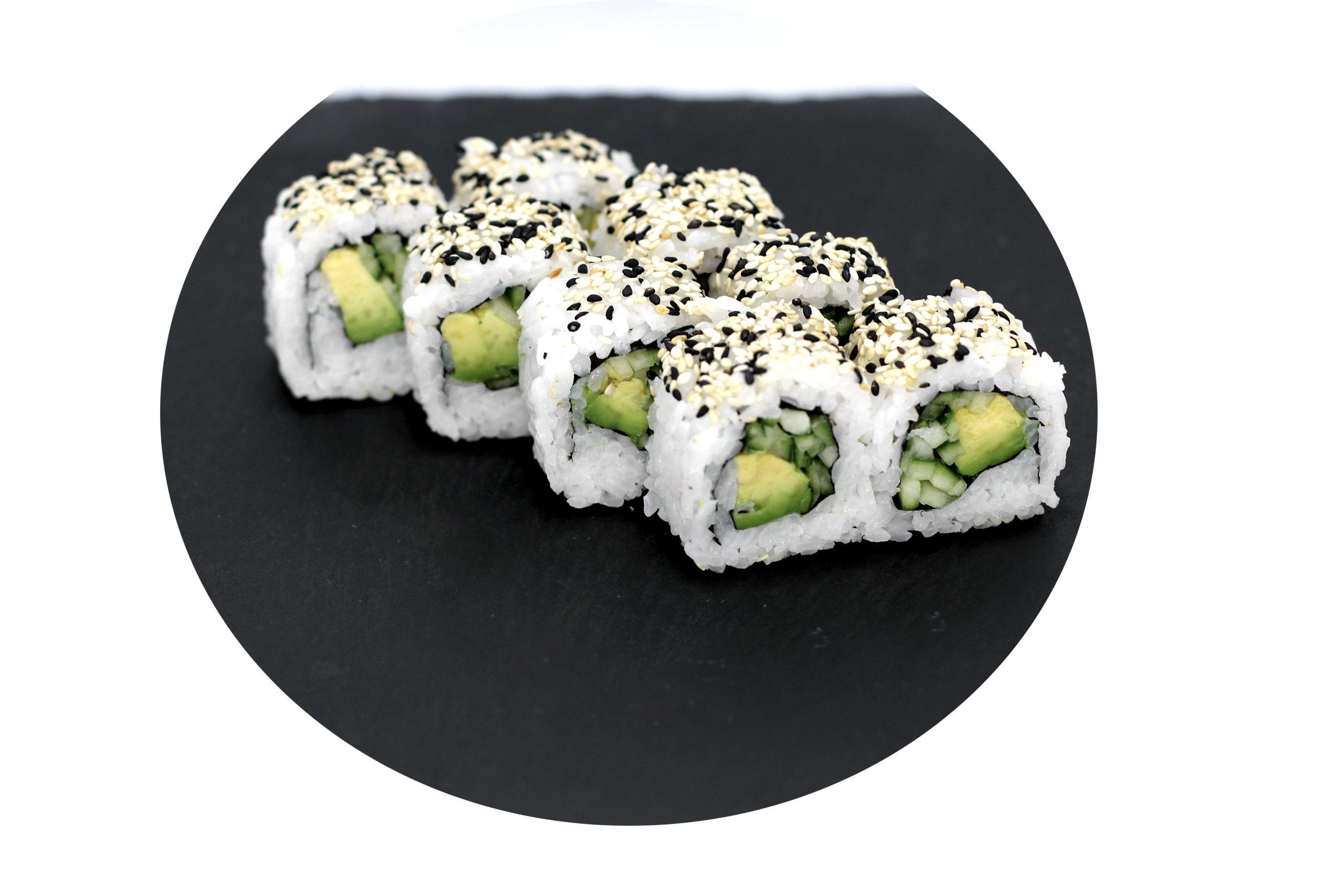 Inside Out Rolls vegetarisch